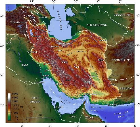 تقسیمات اقلیمی ایران
